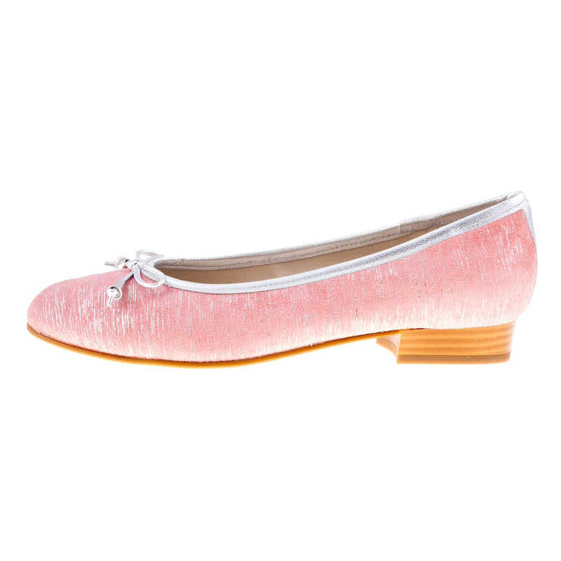CEFALU Women's 2987 Slip On Ballerinas