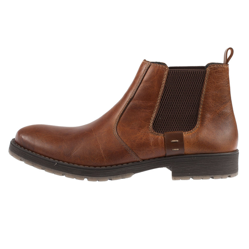 Leather Chelsea Boot 33353-25