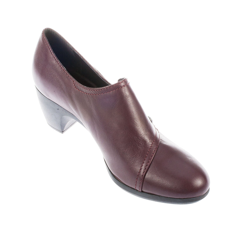 Women's Hot Foot Leather Cashmere Shoe