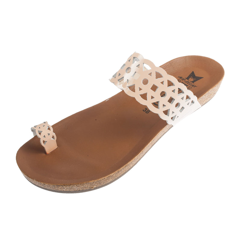 Women's Valia Vernis 1181 Leather Sandal