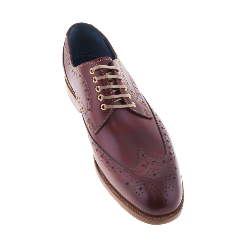 Men's Thompson Leather Brogue Shoe