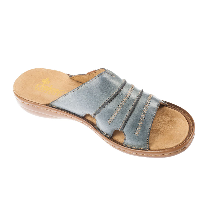 Women's 60876-12 Leather Sandal