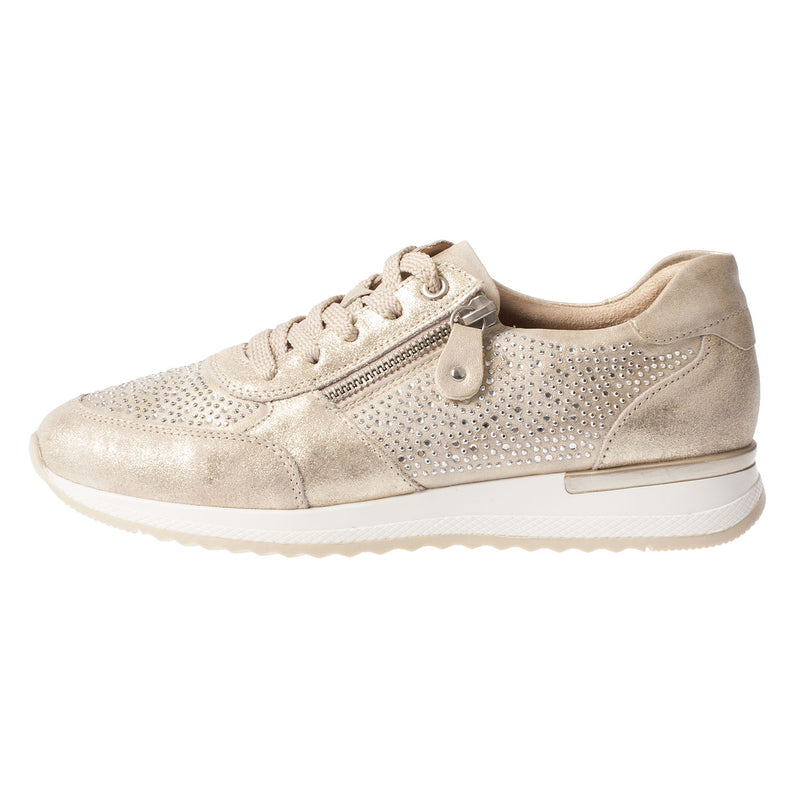 Women's R7008-60 Metallic Lace-Up Sneaker