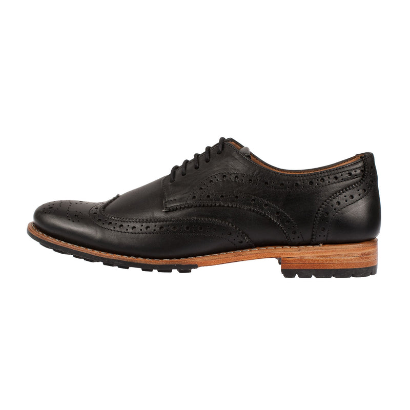 Men's Buckingham Leather Brogue Shoe