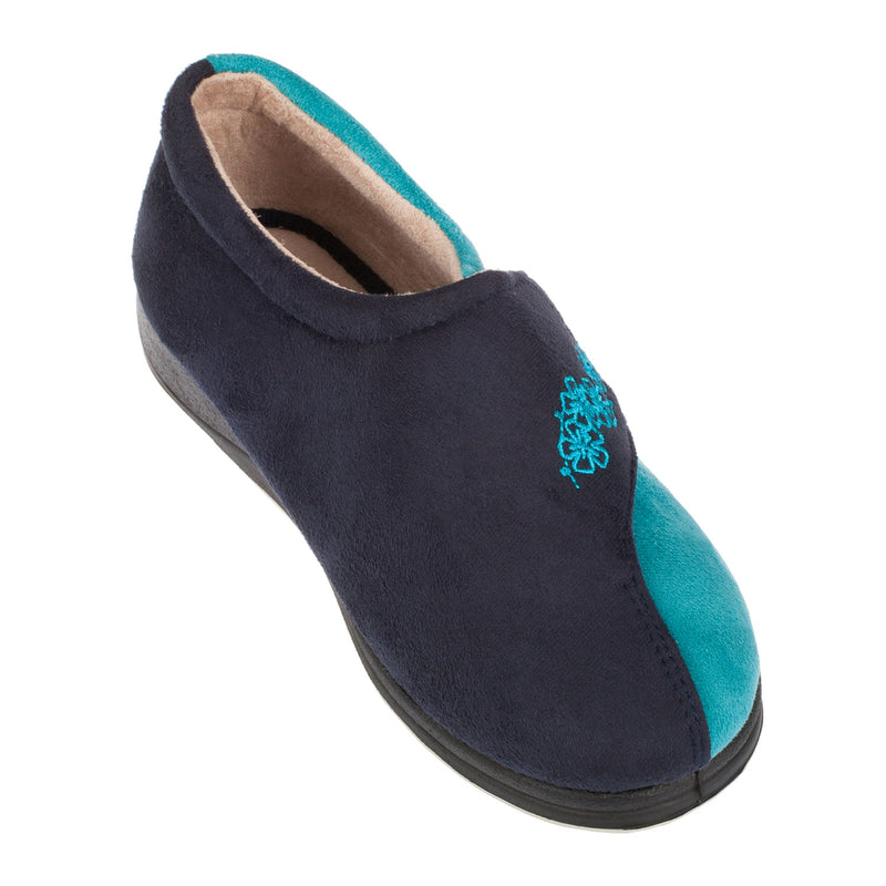 Women's Hug Microsuede Full Slipper