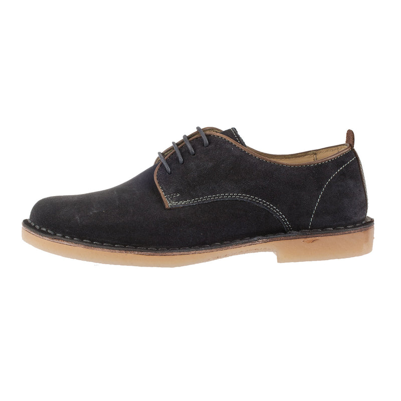 PADDERS Men's JAMIE Suede Leather Lace Up Oxford Shoe (173/24)