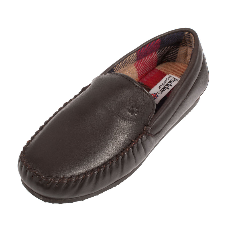 PADDERS Men's Marino Memory Foam Slipper (412/11)