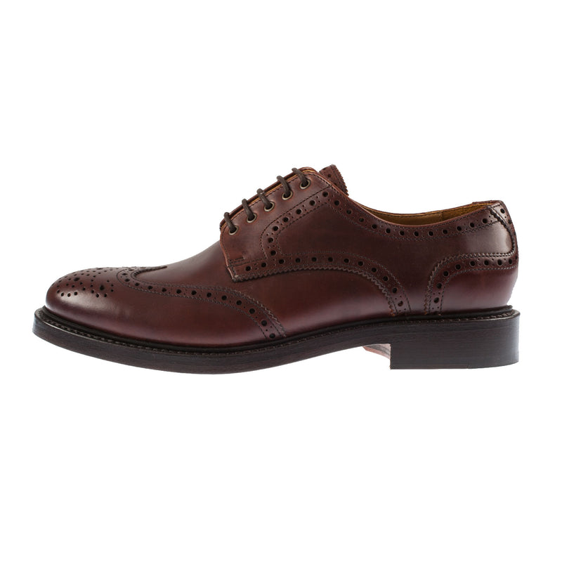 Men's Rugby Leather Lace Up Brogue