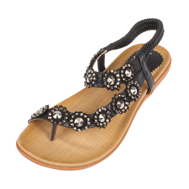 Women's Charlotte Toe Post Sandal