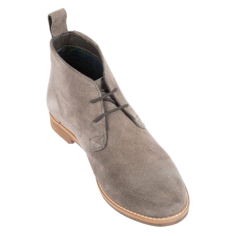 Women's Nubuck Chukka Ankle Boot