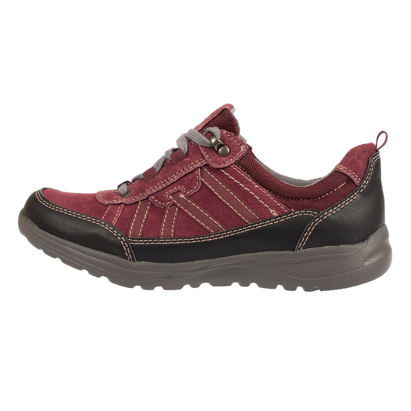 EARTH SPIRIT Women's Topeka Casual Lace-Up Sneaker Shoe (27069)