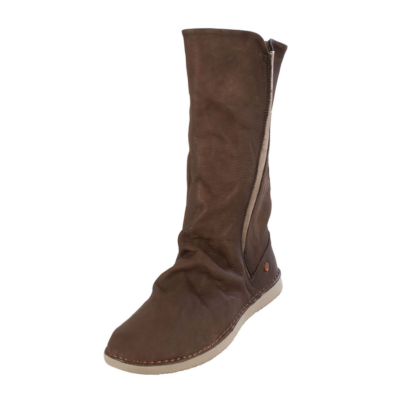 Women's Teya328sof Washed Leather Boot