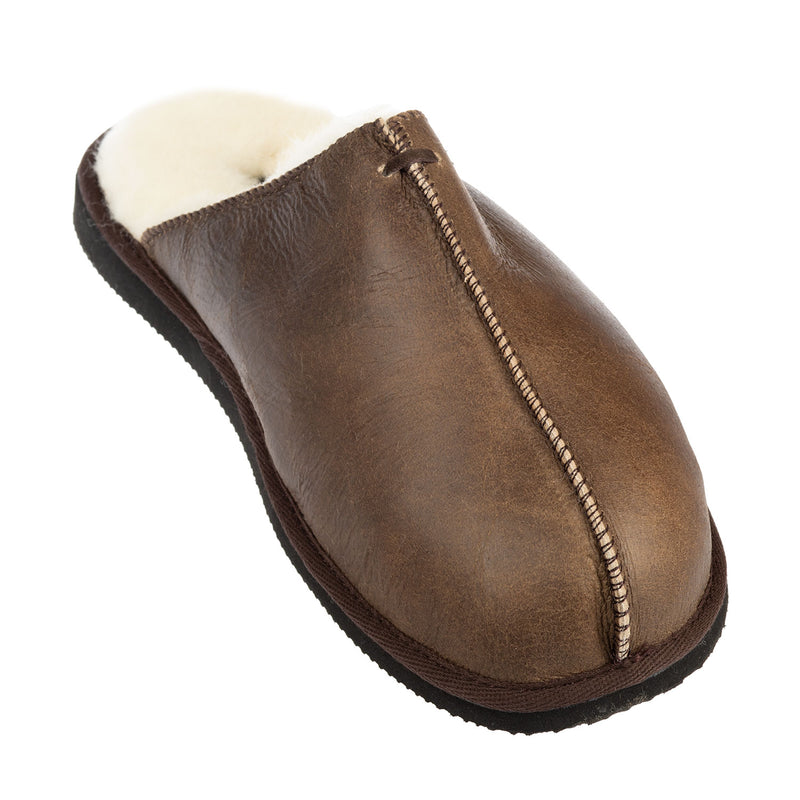 Men's Hugo Sheepskin Slip-On Slipper