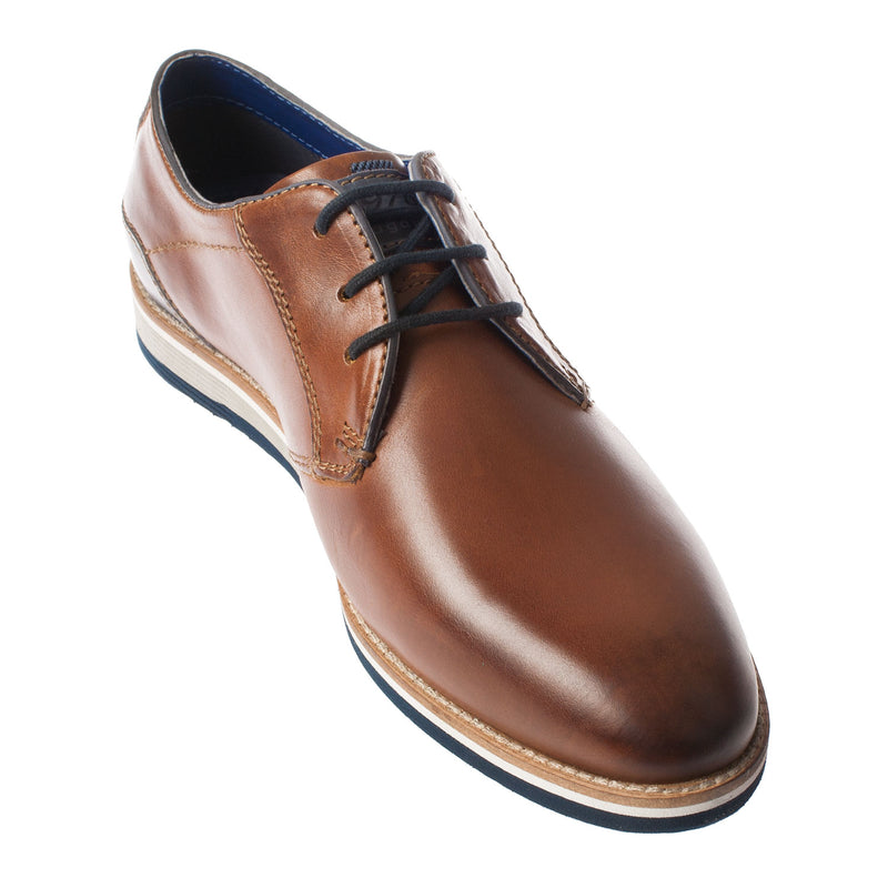 Men's Casual Leather Lace Up Shoe