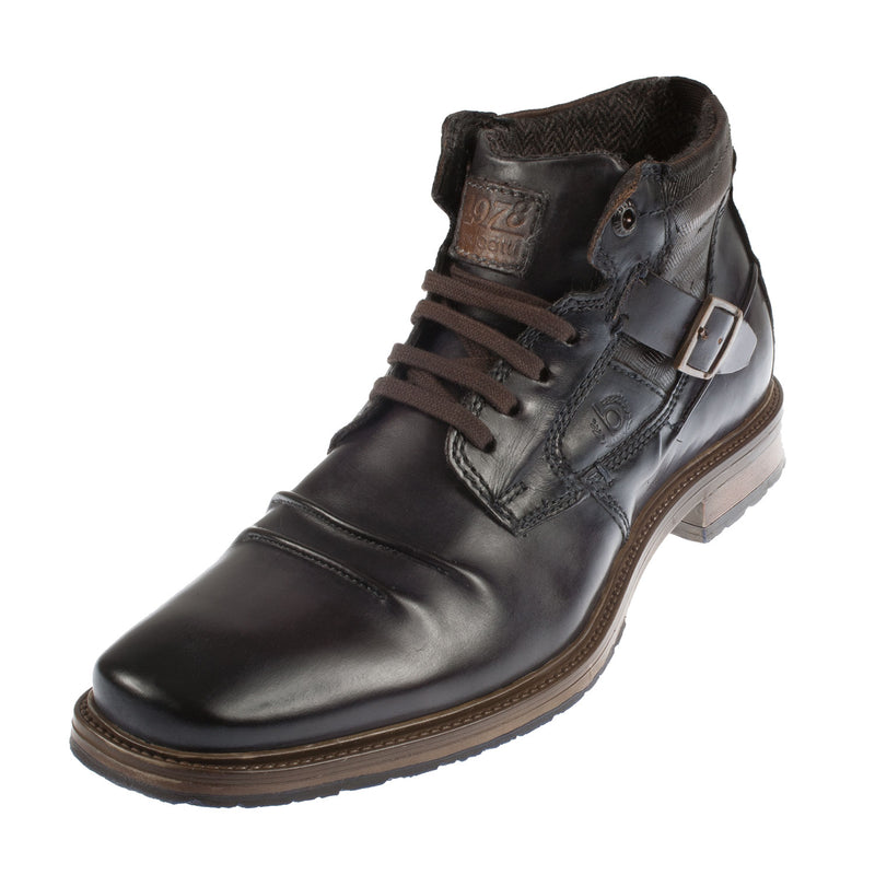 Men's Leather Ankle Boot