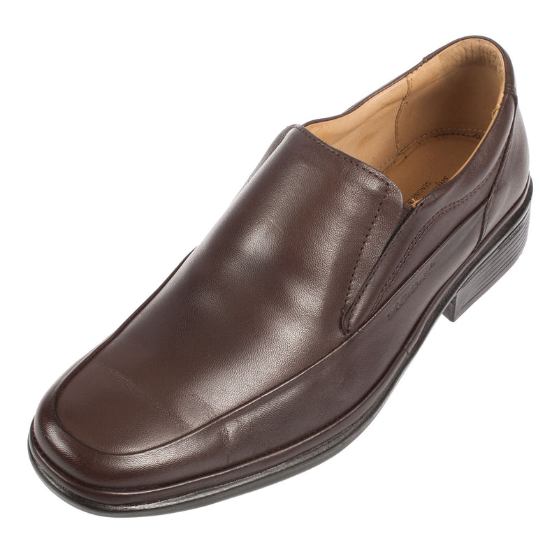 Men's Classic Air Float Leather Slip On Shoe
