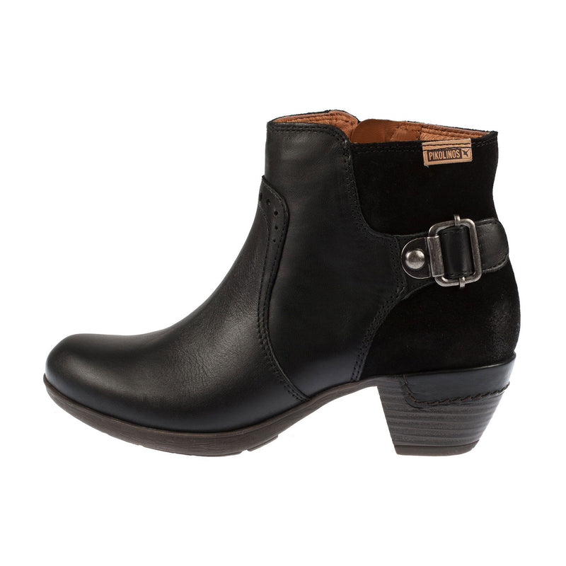Rotterdam Leather Ankle Boot
