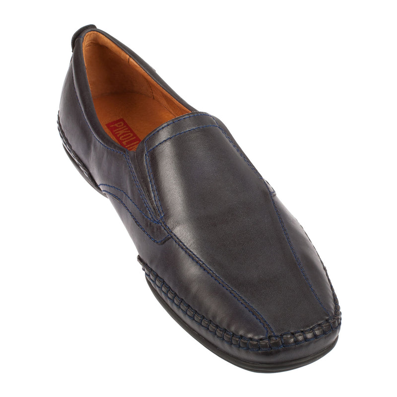 Men's Puerto Rico Leather Slip On Shoe
