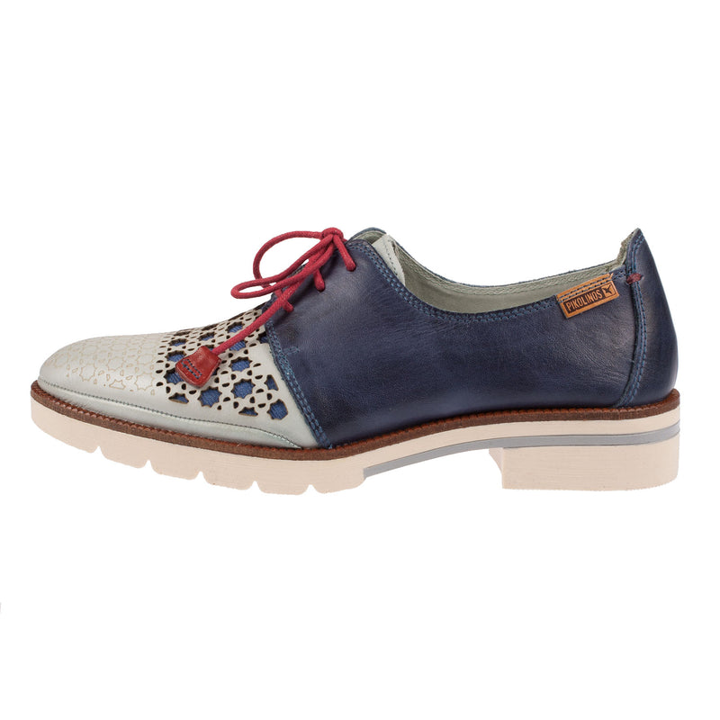 Women's Sitges Leather Oxford Shoe