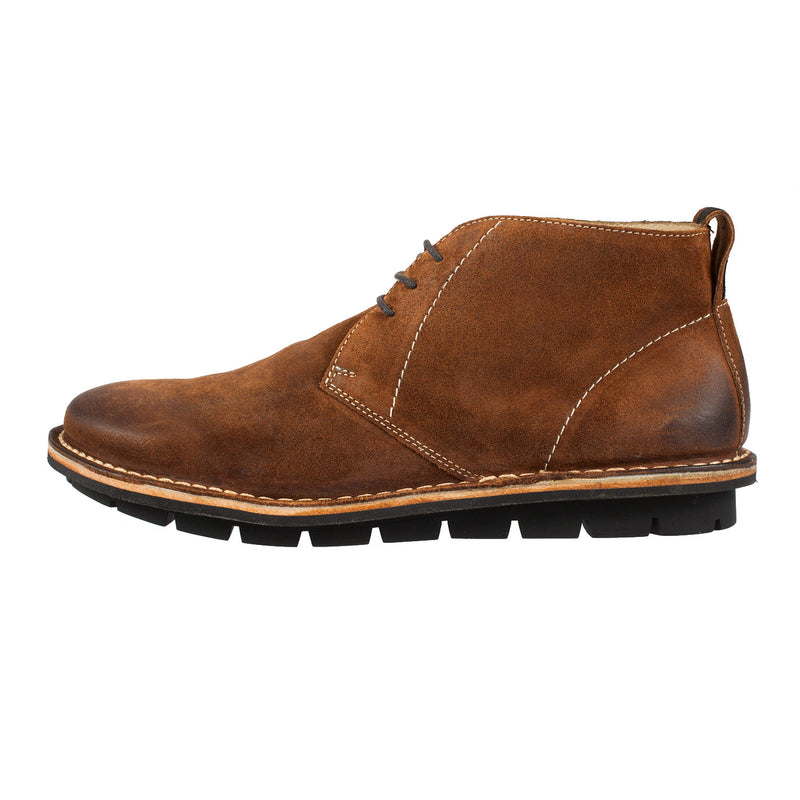 CLOUD 9 Men's Negev Suede Leather lace Up Chukka Boot (8555)
