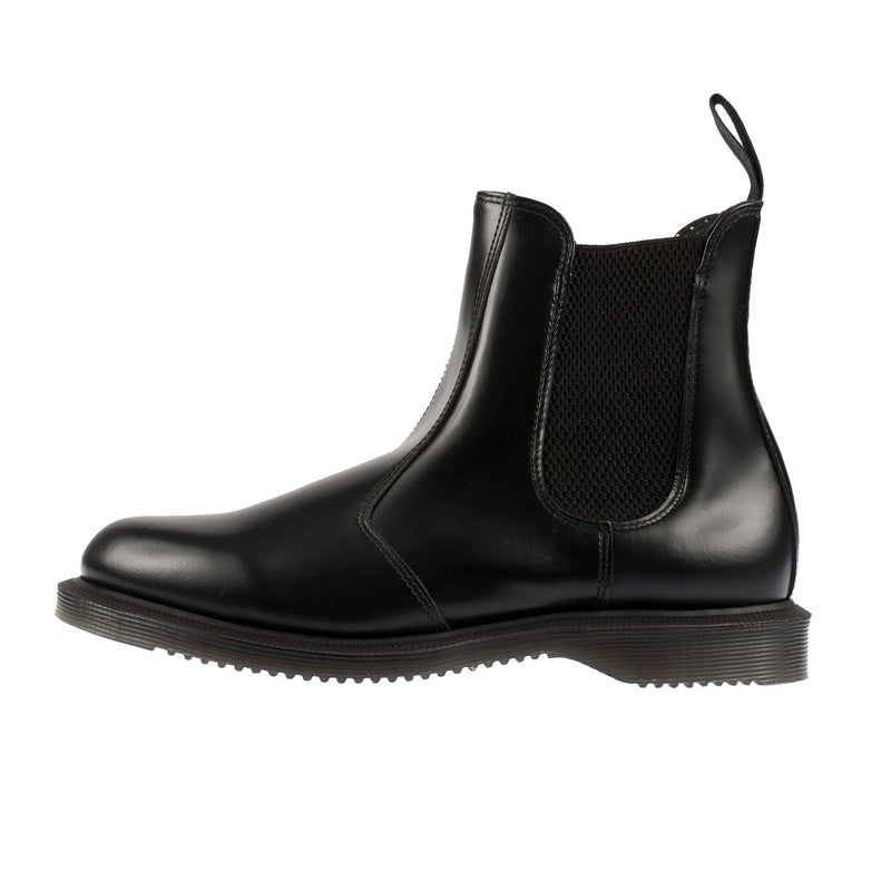 DR MARTENS Women's Flora Leather Pull On Chelsea Boot (14649001)
