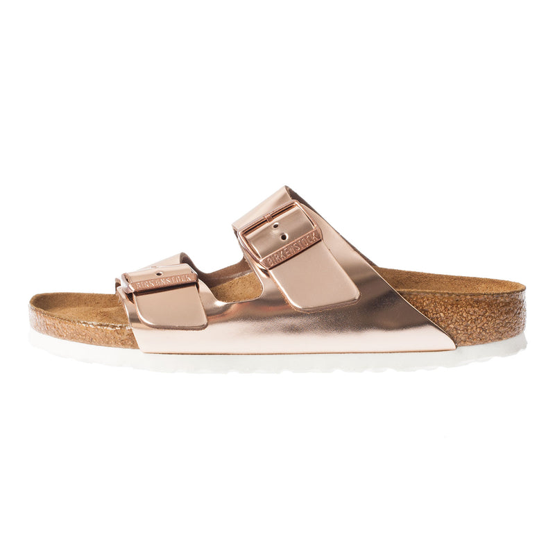 Women's Arizona Metallic Leather Sandal