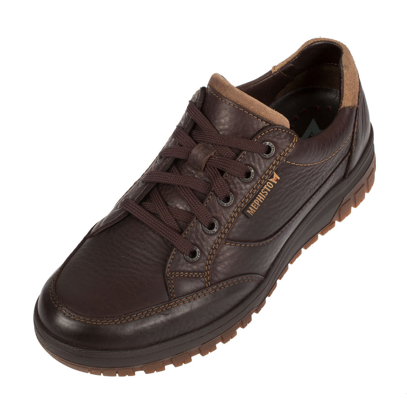 MEPHISTO Men's Paco Montana Waterproof Lace Up Sneaker Shoe