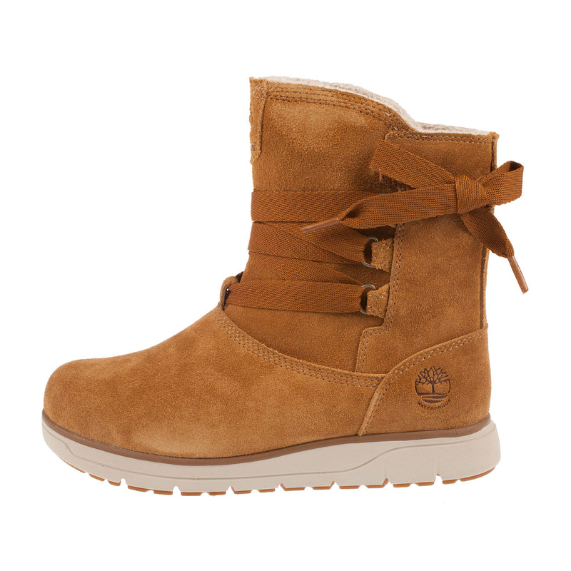 TIMBERLAND Women's Leighland Pull On Waterproof Trapper Boot (A17MW)