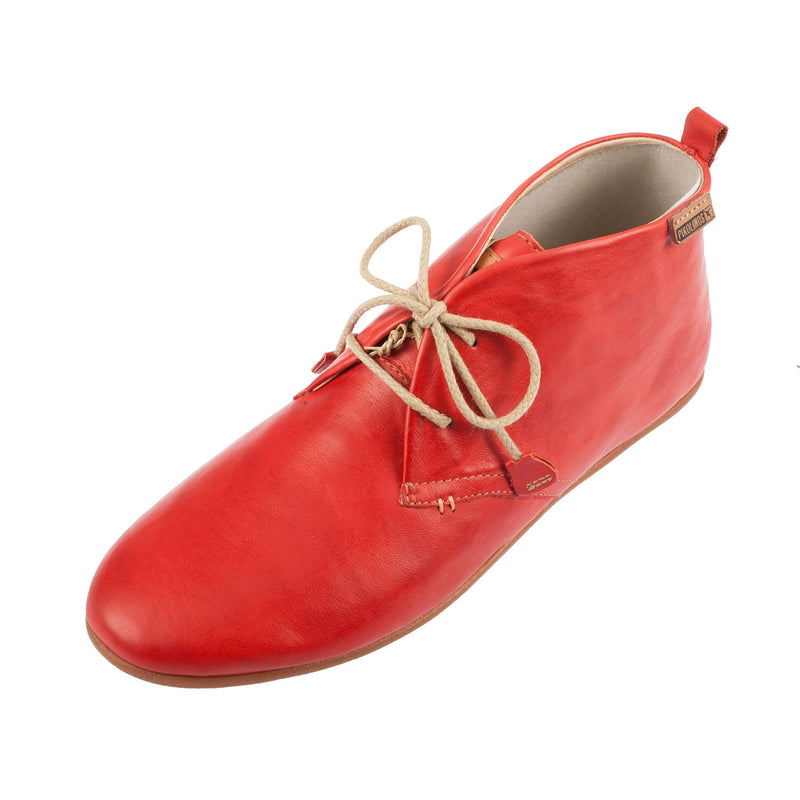 Women's 917-7124 Lace Up Leather Shoe