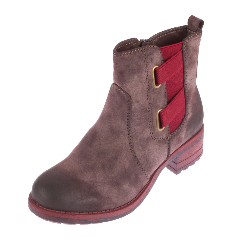 Women's 96863-26 Synthetic Leather Chelsea Boot