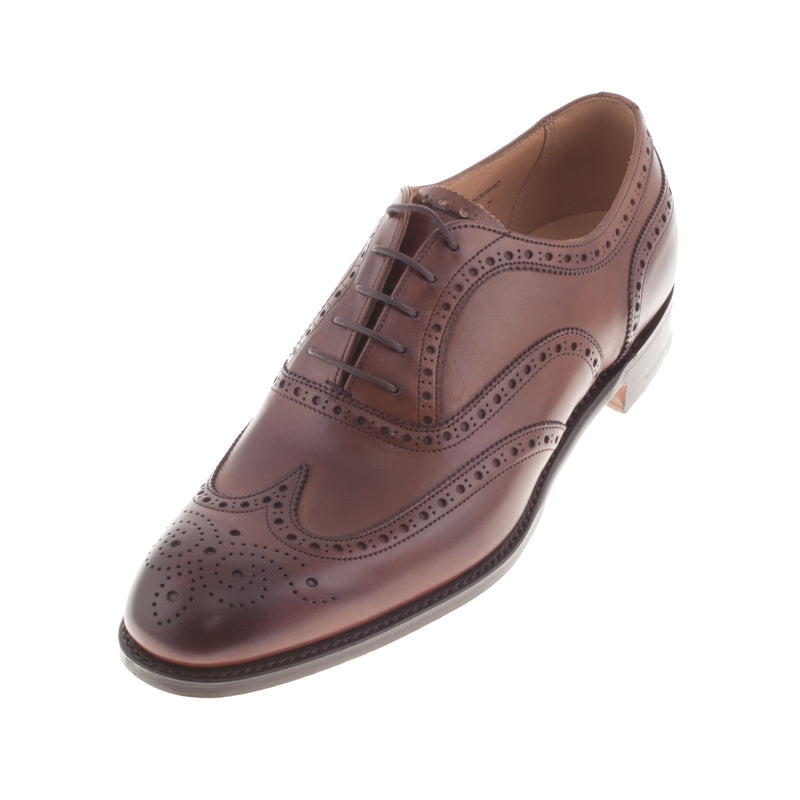 Men's Arthur Iii Leather Brogue Shoe