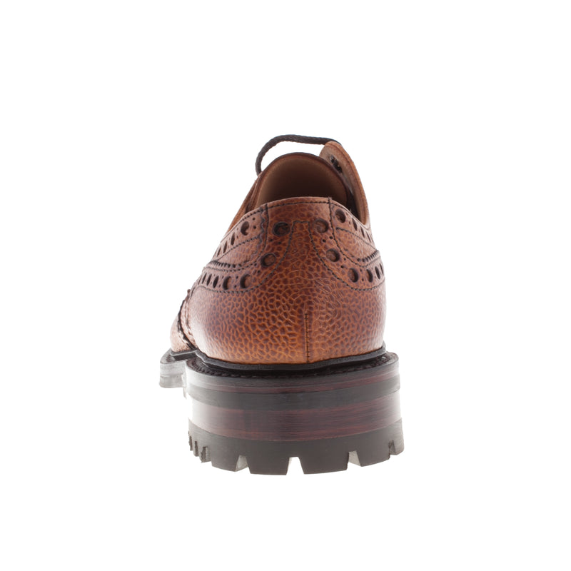Men's Avon 'C' Brogue Leather Shoe