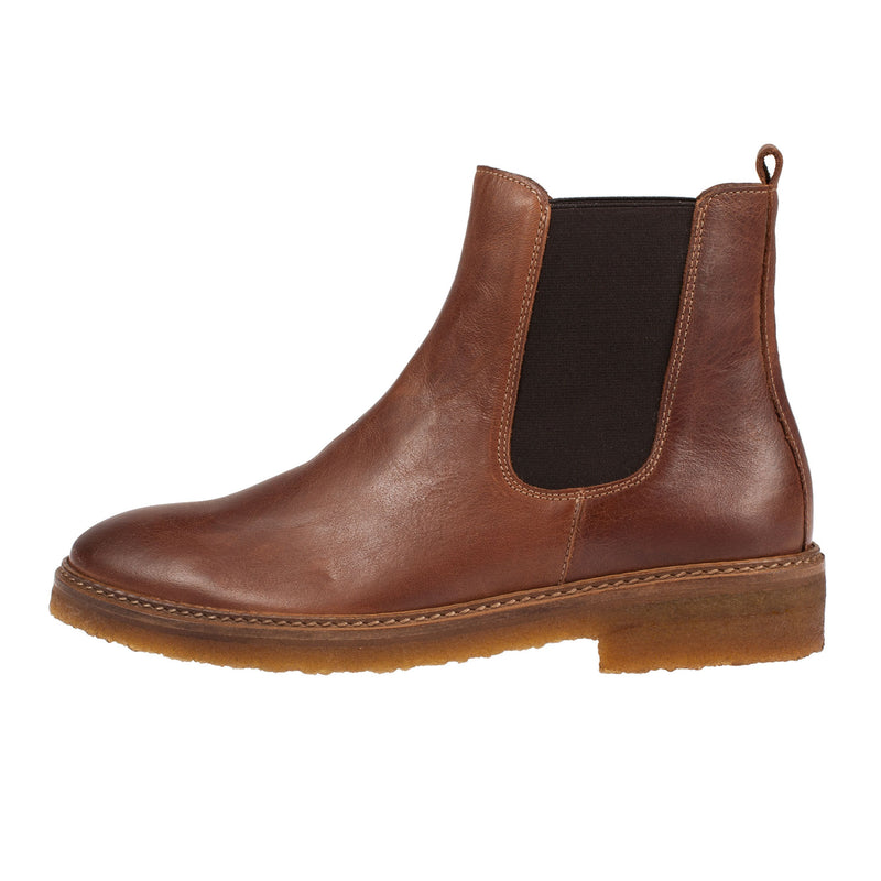Women's Leather Chelsea Boot