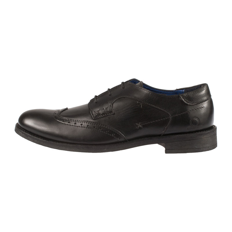 Men's Leather Derby Shoe