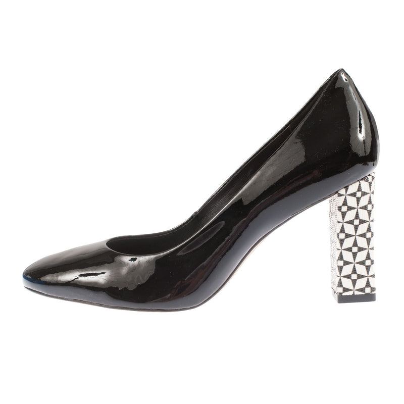 RIVA Women's Bosa Leather Upper Heel Shoe