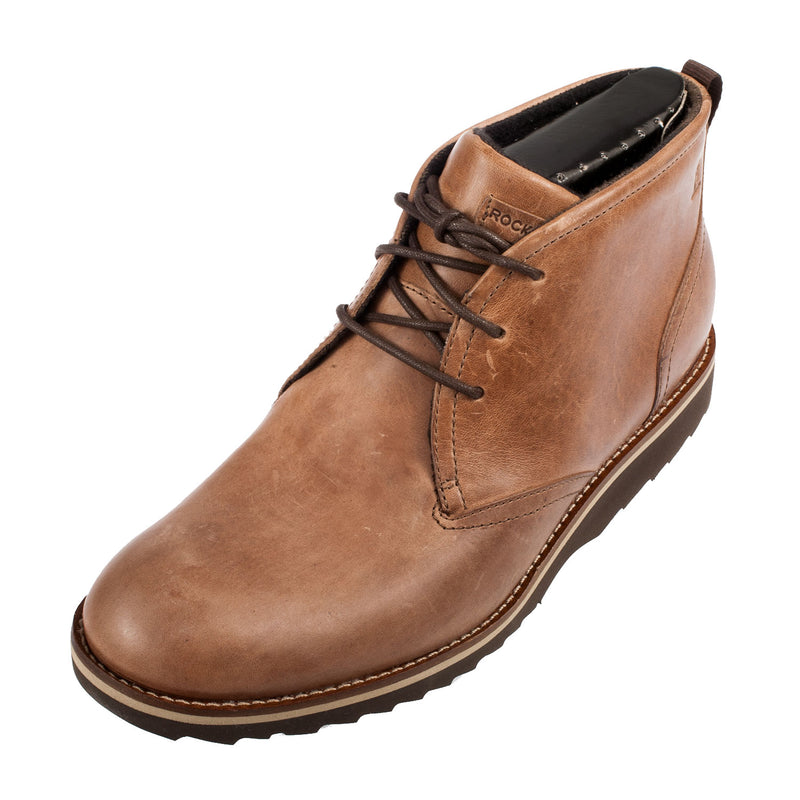 ROCKPORT Men's Leather Lace Up Chukka Boot (M78570)