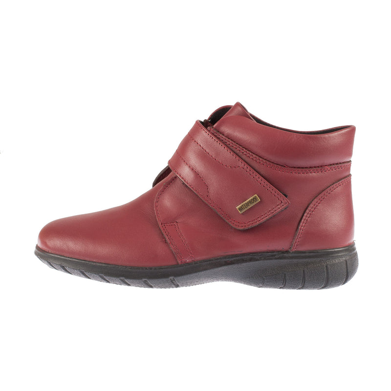 COTSWOLD Women's Leather Chalford Waterproof Velcro Ankle Boot