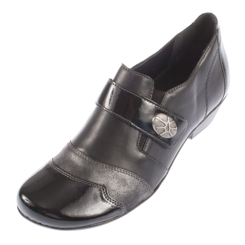 Women's Leather Velcro Shoe