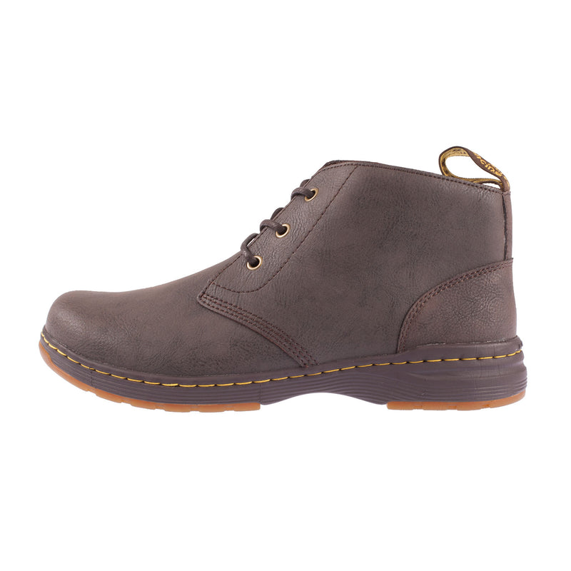Dr Martens Men's Emil Leather Shoe Lace Up Chukka Boot (2182703)