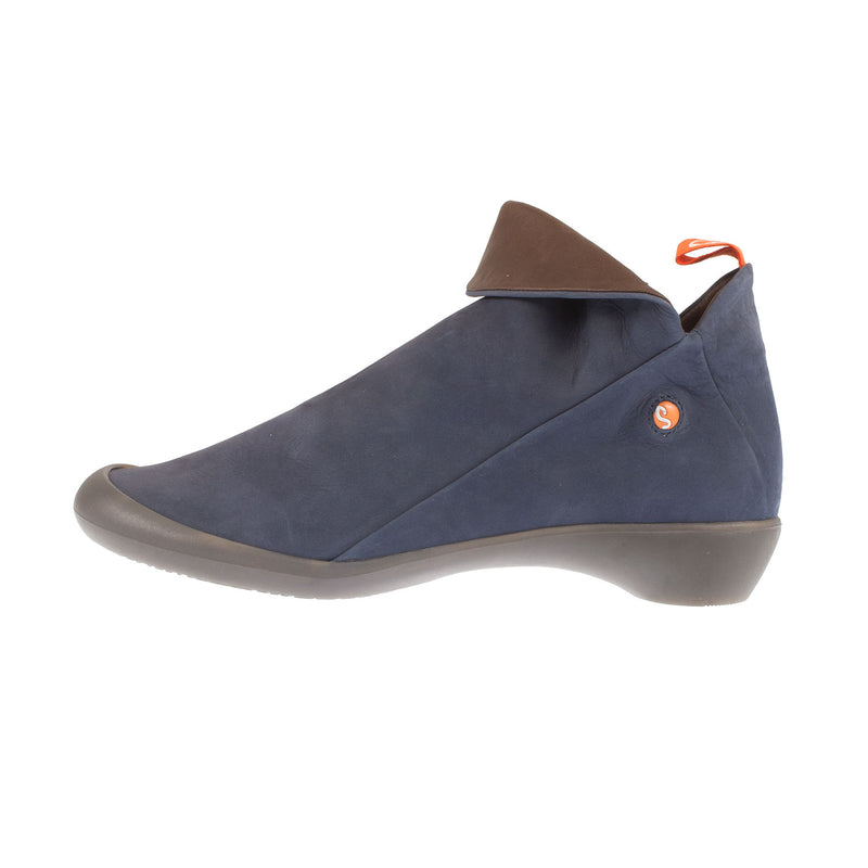 Women's Farah Nubuck Zip Ankle Boot