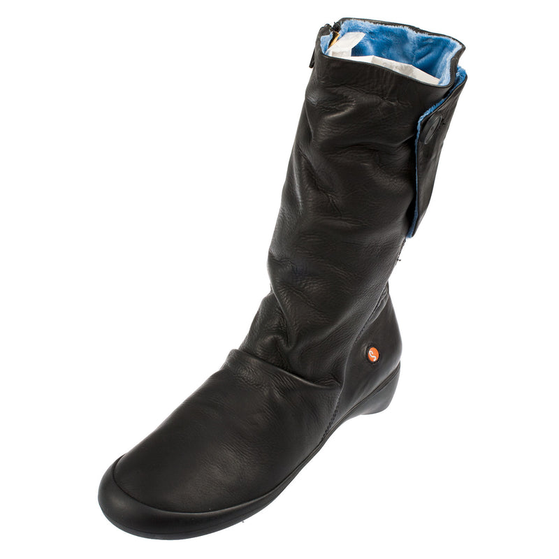 Women's Florrie Smooth Leather Boot