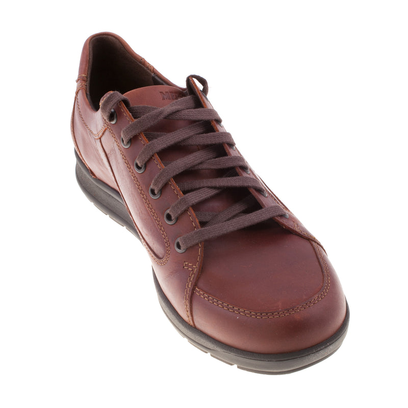 MEPHISTO Men's Gregor Leather Lace Up Sneaker Style Shoe (G583)