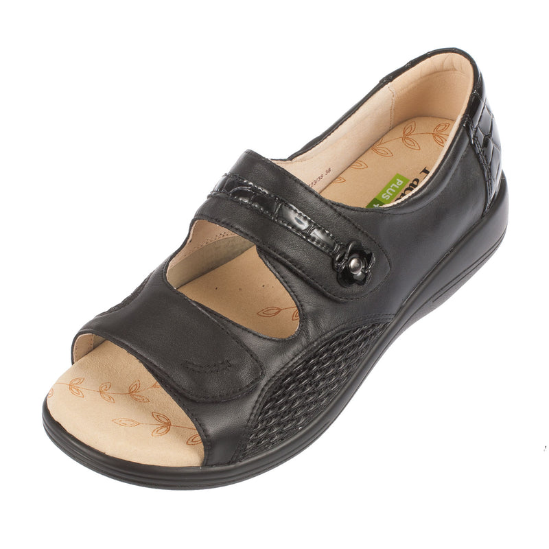 Women's Grace 4E Fit Leather Sandal