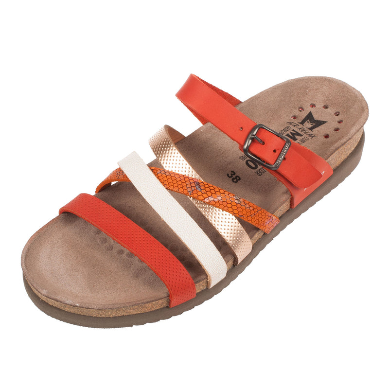 MEPHISTO Women's HULEDA VENISE Leather Sandal (H131)