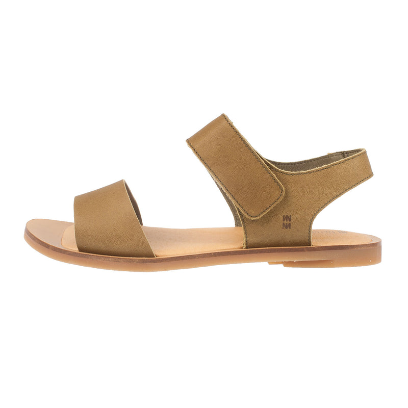 Women's Nf30 Tulip Leather Flat Sandal