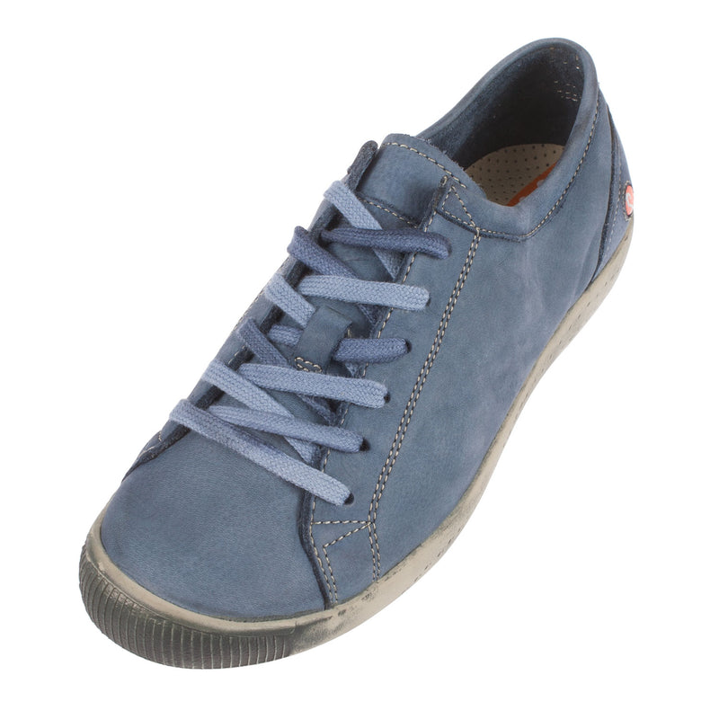 Women's Isla Washed Leather Shoe