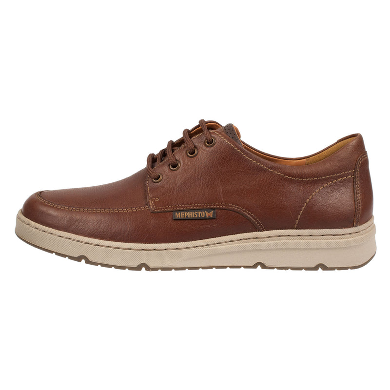 Men's Justin Leather Lace Up Shoe