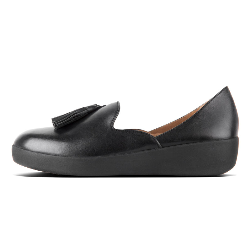 Women's Superskate D'orsay Leather Loafer