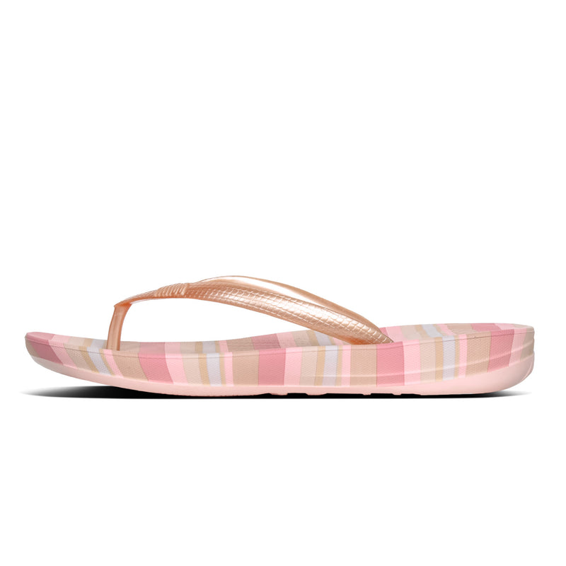 Women's Iqushion Super-Ergonomic Stripey Sandal