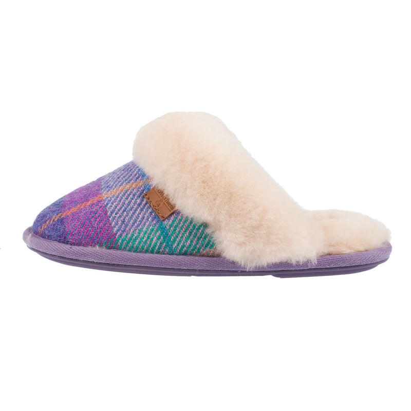 BEDROOM ATHLETICS Women's Kate Harris Tweed Mule Slippers